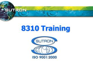 8310 Training