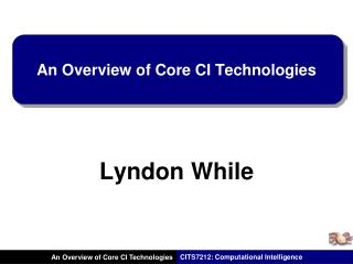 An Overview of Core CI Technologies