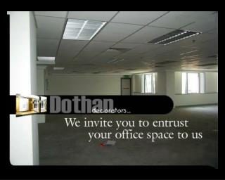 We will plan the office for you and arrange the space to  maximum utilization.