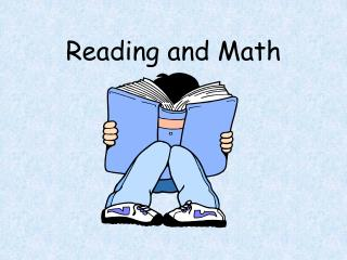 Reading and Math