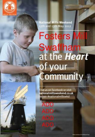 Fosters Mill Swaffham