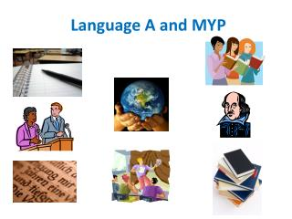 Language A and MYP
