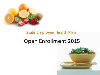 Open Enrollment 2015