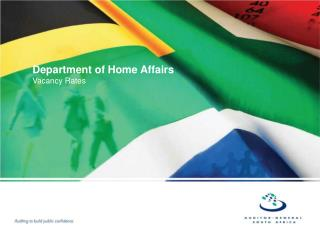 Department of Home Affairs Vacancy Rates