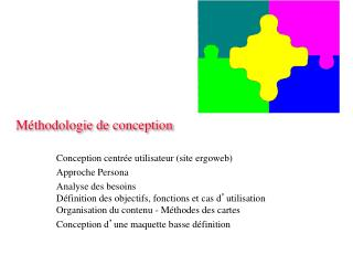 M thodologie de conception