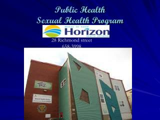 Public Health  Sexual Health Program