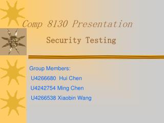 Comp 8130 Presentation