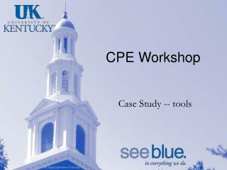 CPE Workshop