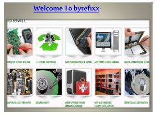 Computers for Sale - Bytefixx