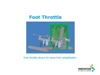 Foot Throttle