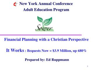 New York Annual Conference Adult Education Program