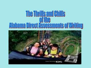The Thrills and Chills