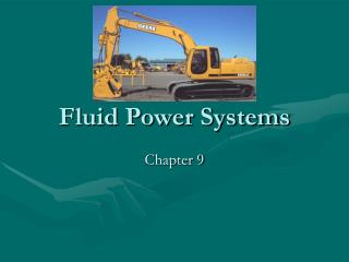 Fluid Power Systems