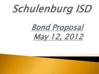 Schulenburg ISD