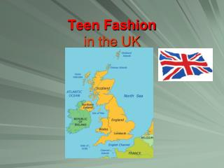 Teen Fashion in the UK
