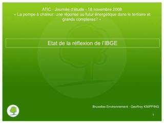 ATIC - Journée d'étude - 18 novembre 2008