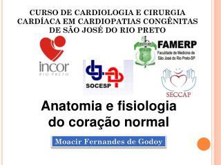 CURSO DE CARDIOLOGIA E CIRURGIA CARDÍACA EM CARDIOPATIAS CONGÊNITAS DE SÃO JOSÉ DO RIO PRETO