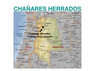 CHA�ARES HERRADOS