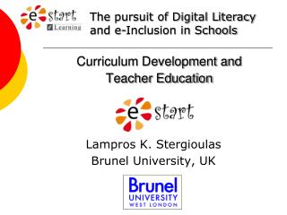 Curriculum Development and  Teacher Education