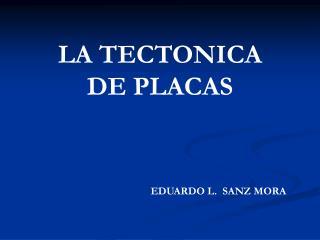 EDUARDO L. SANZ MORA