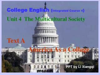 College English  ( Integrated Course 4 )