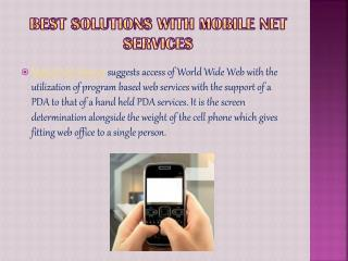 K-Net- High quality internet solutions