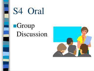 S4  Oral
