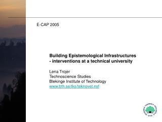 E-CAP 2005