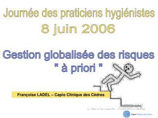 Journée des praticiens hygiénistes