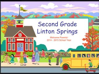 Second Grade Linton Springs