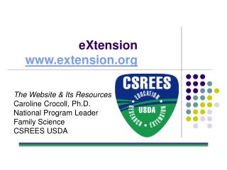 eXtension extension