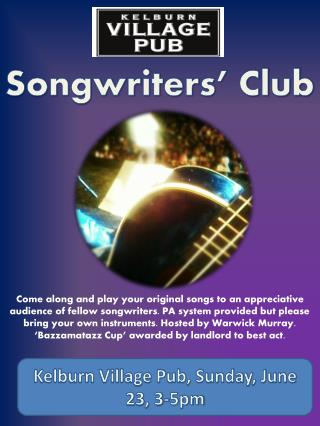 Songwriters' Club