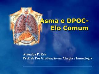 Definição de asma -  GINA 2008