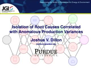 Isolation of Root Causes Correlated with Anomalous Production Variances