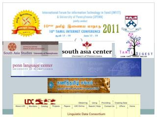 Department of South Asia Studies Center for South Asia Studies