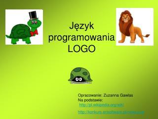 Język  programowania LOGO