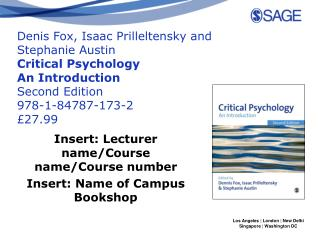 Insert: Lecturer name/Course name/Course number