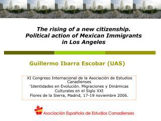 XI Congreso Internacional de la Asociación de Estudios Canadienses