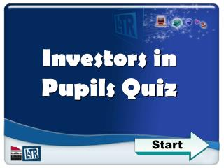 Investors in Pupils Quiz