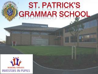 St. Patrick's Grammar School