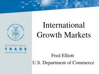 International Growth Markets