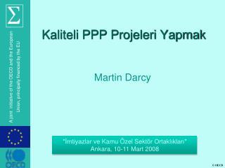 Kaliteli PPP Projeleri Yapmak