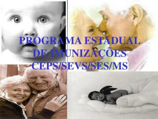 PROGRAMA ESTADUAL DE IMUNIZAÇÕES CEPS/SEVS/SES/MS