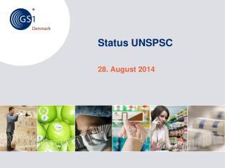 Status UNSPSC