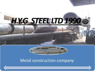 STEEL LTD 1990 H.Y.G