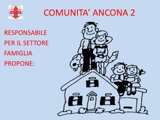 COMUNITA� ANCONA 2