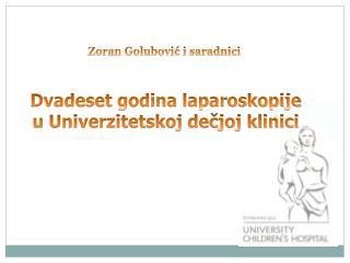 Zoran Golubović i saradnici