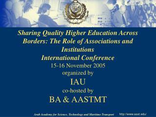 Across Borders Higher Education