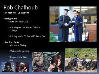 Rob Chalhoub