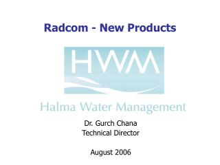 Radcom - New Products